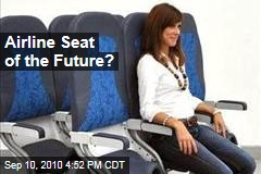 Airline Seat of the Future?