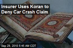Insurer Turns to Koran to Deny Algerian&#39;s Claim