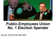 AFSCME Top Election Spender