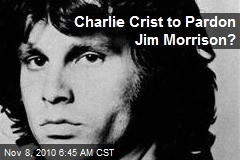 Charlie Crist to Pardon Jim Morrison?