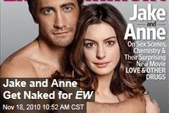 Jake and Anne Strip for EW