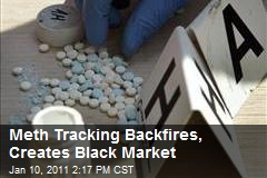Meth Tracking Backfires, Creates Black Market