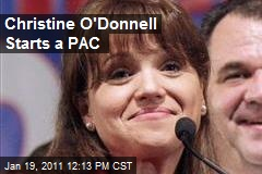 Christine O&#39;Donnell Starts a PAC