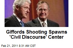 Giffords Shooting Spawns 'Civil Discourse' Center