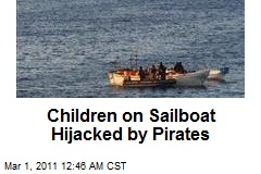 Children on Sailboat Hijacked by Pirates