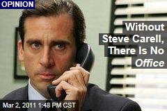 Steve Carell and The Office: Without Michael Scott, Show Mustn't Go on