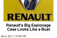 Renault's Big Espionage Case Looks Like a Bust