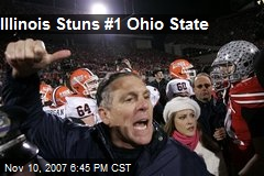 Illinois Stuns #1 Ohio State