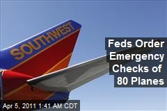 Feds Order Emergency 737 Checks After Crack