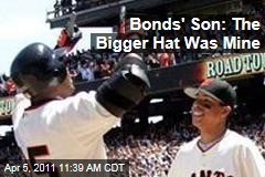 Nikolai Bonds on Barry Bonds&#39; Steroid Use: The Bigger Hat Was Mine