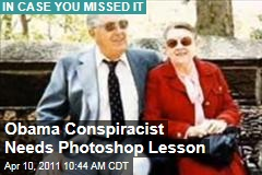 Obama Grandparents Photo: Jack Cashill Asserts It's a Fake, but Photoshop Mistake Suggests Otherwise