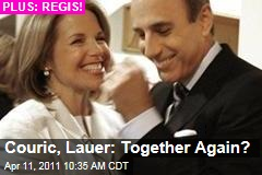 Katie Couric and Matt Lauer Could Reunite on New Daytime Talk Show, Sources Say