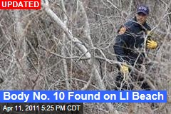 Long Island Serial Killer: Ninth Set of Remains Found