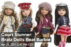 MGA&#39;s Bratz Beat Mattel&#39;s Barbie in Court