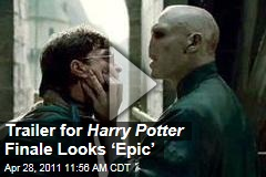 Trailer Released for Harry Potter and the Deathly Hallows: Part 2