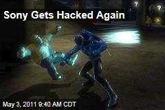 Sony Online Entertainment Hacked