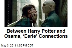 Between Harry Potter and Osama bin Laden, Eerie Connections