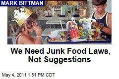 Mark Bittman: FTC Junk Food Rules Not Tough Enough