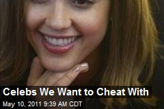 Most of Us Want to Cheat With...