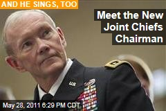 Gen. Martin Dempsey Expected to Be Named Chairman of the Joint Chiefs of Staff on Monday