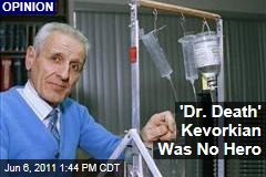 Ross Douthat on the Right to Die: Jack Kevorkian Was No Hero