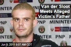 Van der Sloot Meets Alleged Victim's Father
