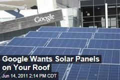 Google Invests Again in Solar: $280 Million to SolarCity