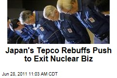 Tokyo Electric Power Co. Trumps Move to End Nuclear Venture After Fukushima Dai-Ichi Disaster