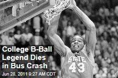 Lorenzo Emile Charles, College Basketball Legend, Dies in Bus Crash