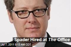 James Spader Joins 'The Office' Cast to Replace Kathy Bates, Not Steve Carell