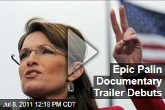 'The Undefeated' Trailer: Preview Released for Sarah Palin Documentary