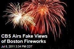 CBS Broadcasts Fake Views During Boston Fireworks Show