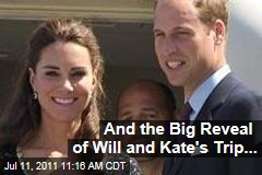 Prince William, Kate Middleton Leave California