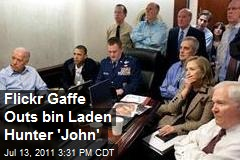 Flickr Gaffe Outs bin Laden Hunter 'John'