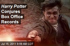 Harry Potter Conjures Box Office Records