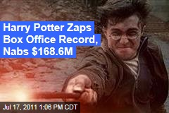 Harry Potter and the Deathly Hallows Set Box-Office Record