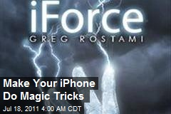 Make Your iPhone Do Magic Tricks