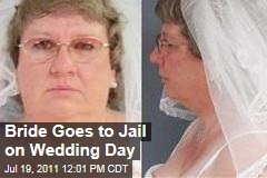 Michigan Bride Tammy Hinton Arrested on Wedding Day