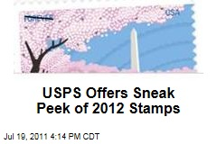 US Postal Service Previews 2012 Stamps