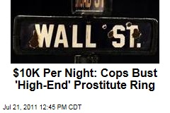 Cops Break Up Alleged Prostitution Ring with Wall Street Clients