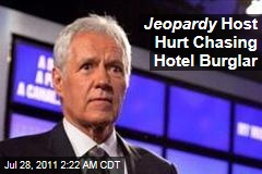 Jeopardy Host Alex Trebek Injured Chasing Hotel Burglar