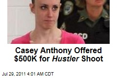Larry Flynt Offers Casey Anthony $500K for Hustler Shoot