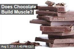 Does Chocolate Build Muscle?