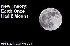 Toka ka pasur dy Hëna Did-the-earth-once-have-two-moons