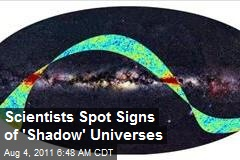Scientists Spot Signs of 'Shadow' Universes