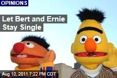 Bert and Ernie Petition: Critics Hate the Idea of Them Getting Married