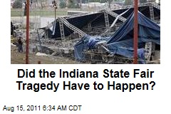 Indiana State Fair Stage Collapse: Officials Investigate Whether Tragedy Could Have Been Prevented
