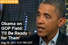 Wolf Blitzer Interviews President Obama on Election 2012, Economy