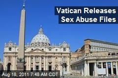 Vatican Releases Sex Abuse Files