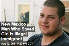 New Mexico&#39;s Antonio Chacon, Man Who Saved Girl From Kidnapper, Is an Illegal Immigrant